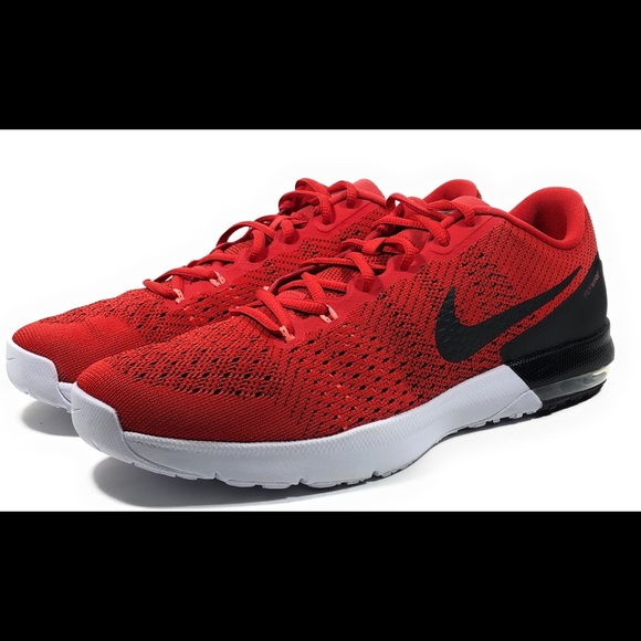 Nike Air Max Typha Men's Red Training Shoes